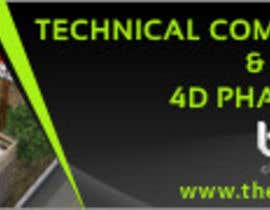 nº 37 pour Banner Ad Design for The Bionic Group par designerartist