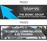 Contest Entry #39 for Banner Ad Design for The Bionic Group