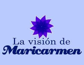 "Kihot tarafından Design a logo for my blog: ""La visión de Maricarmen"" için no 35"