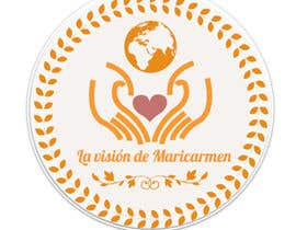 "MuhammadAli11k tarafından Design a logo for my blog: ""La visión de Maricarmen"" için no 11"