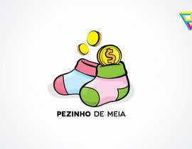 #68 for Logo Design for Pezinho de Meia (Baby Socks in portuguese) by Ferrignoadv