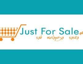 AhmadBinNasir tarafından Make a logo for justforsale.pk için no 39