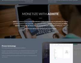 #35 for Design a Website Mockup by widuIT