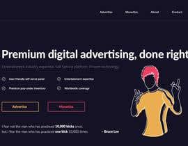 #4 for Design a Website Mockup by ryabtsov