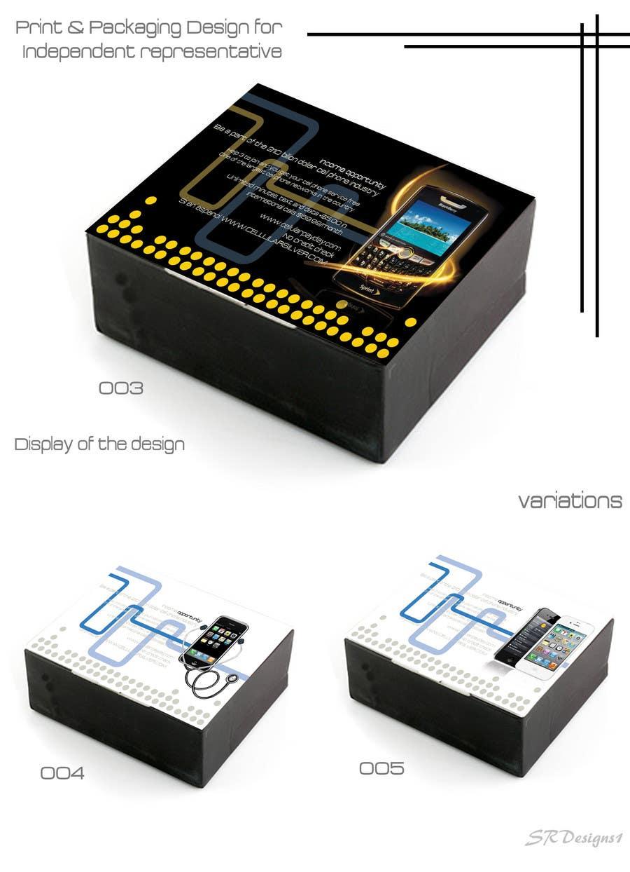 Kilpailutyö #                                        23                                      kilpailussa                                         Print & Packaging Design for Independent representative
