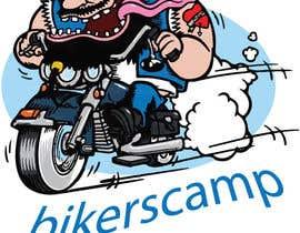 #13 for Bikers Campsite logo by kazemmiahbd
