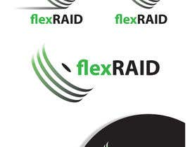 #35 para Logo Design for www.flexraid.com por robertcjr