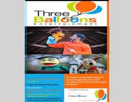Rijjik tarafından Design a Flyer for Puppet Show and Entertainment Company için no 32