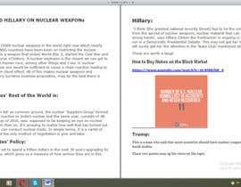 kandataar tarafından Political Articles for US Elections için no 4