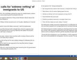 raunnayak tarafından Political Articles for US Elections için no 10