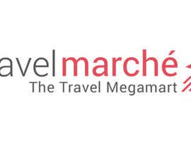hashirhbk tarafından Design a Logo for an upcoming online travel marketplace travel marche. için no 48