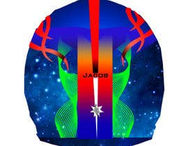#44 untuk Racing Helmet design for 9 year old boy. oleh vishmith