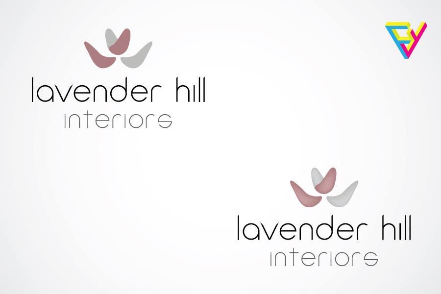 Kilpailutyö #12 kilpailussa Logo Design for Lavender Hill Interiors