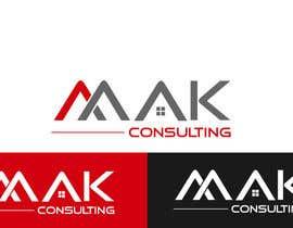#201 for MAK Consulting Logo Design by creativeblack