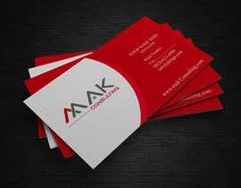 #386 for MAK Consulting Logo Design by creativeblack