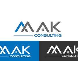#413 for MAK Consulting Logo Design by creativeblack