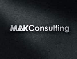 #421 for MAK Consulting Logo Design by wilfridosuero