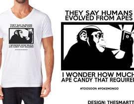TheSmartThing tarafından Humor/Satire T-shirt design için no 9