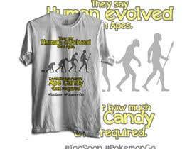 aanbadart tarafından Humor/Satire T-shirt design için no 12