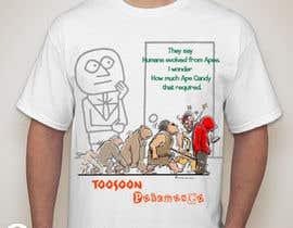 SultanaBegum tarafından Humor/Satire T-shirt design için no 16