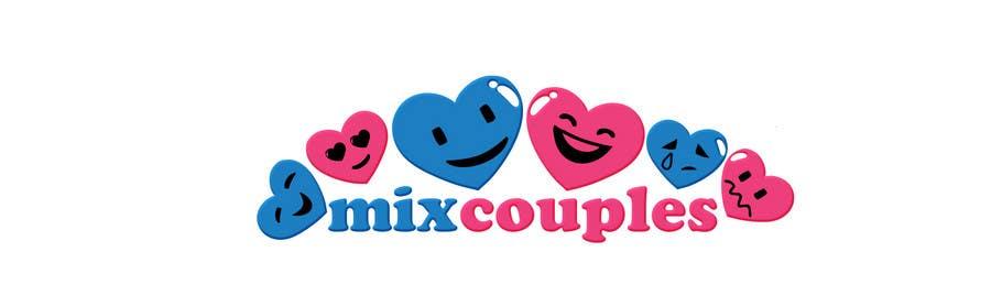 Inscrição nº                                         657                                      do Concurso para                                         Logo Design for mixcouples.com