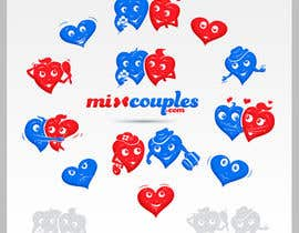 #713 для Logo Design for mixcouples.com от totovas