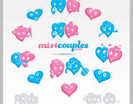 #710 for Logo Design for mixcouples.com by totovas
