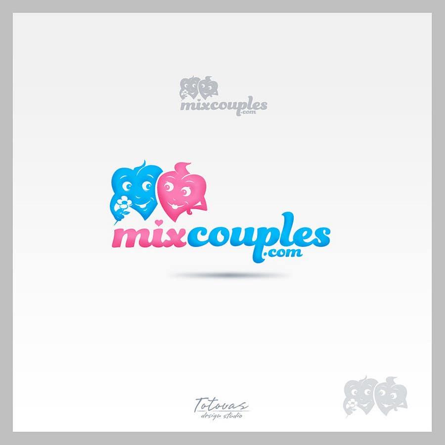 Inscrição nº                                         486                                      do Concurso para                                         Logo Design for mixcouples.com