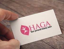 ayubnoman tarafından Design a Logo Your personal beauty salon  HAGA için no 27