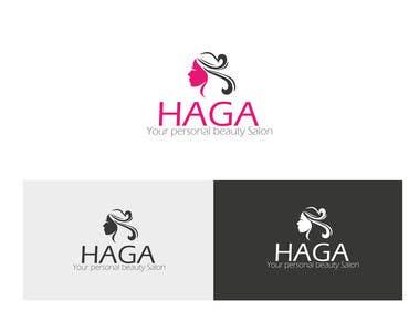 JoseValero02 tarafından Design a Logo Your personal beauty salon  HAGA için no 37
