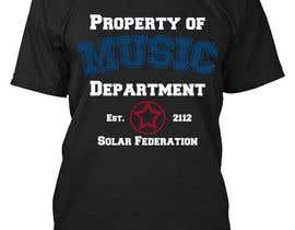 lounissess tarafından Solar Federation T-Shirt için no 8