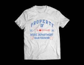 sumonaafroje27 tarafından Solar Federation T-Shirt için no 37