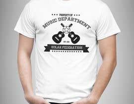 nislamnur tarafından Solar Federation T-Shirt için no 17