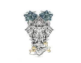 hichamalmi tarafından Design a Tattoo için no 5