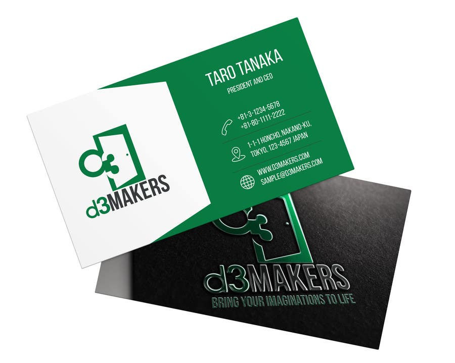 Entry #82 by CIEET for Design impressive and catchy Business Cards ...