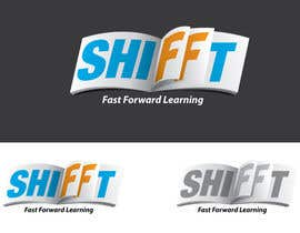#197 para Logo Design for SHIFFT por jtmarechal