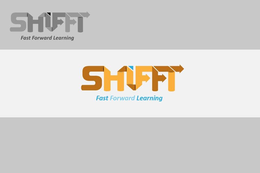 Entri Kontes #452 untukLogo Design for SHIFFT