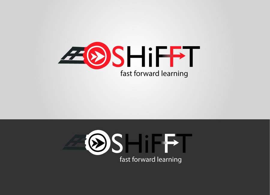 Entri Kontes #525 untukLogo Design for SHIFFT