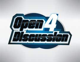 """#11 cho Design a Logo for """"Open 4 Discussion"""" bởi imdadkhan"""