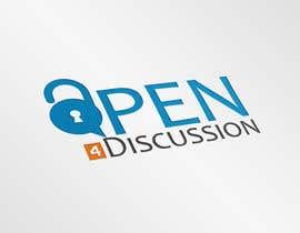 """#38 cho Design a Logo for """"Open 4 Discussion"""" bởi GMalpani"""