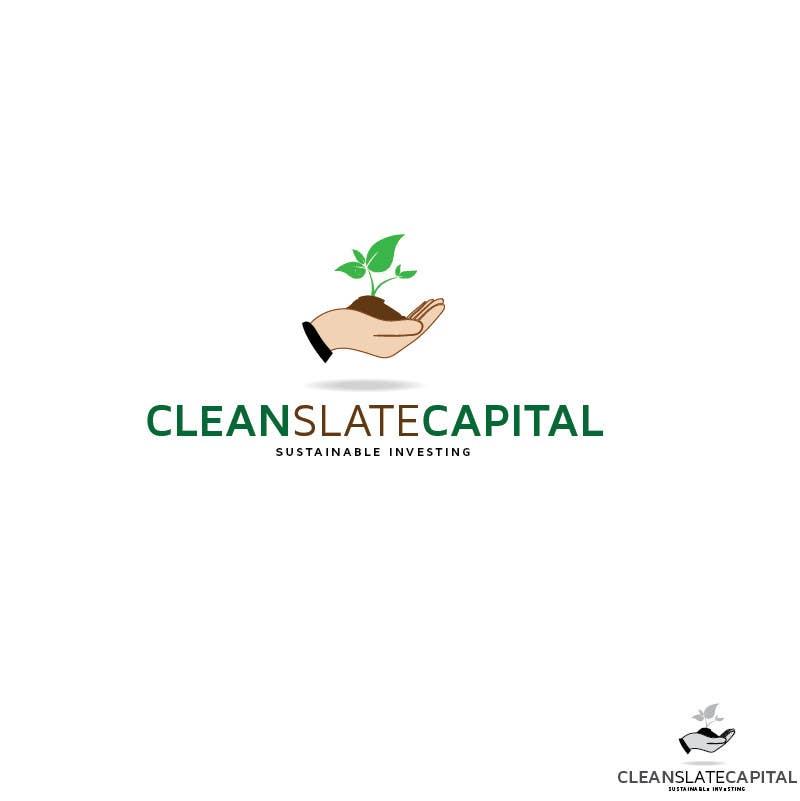 Bài tham dự cuộc thi #                                        39                                      cho                                         Design a Logo for Clean Slate Capital