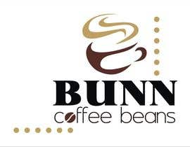 #179 para Logo Design for Bunn Coffee Beans por dolphindesigns