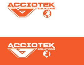 #57 for Design a Logo for AccioTek Solutions, an IT consulting firm. af pmedve