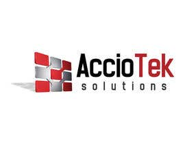 #90 for Design a Logo for AccioTek Solutions, an IT consulting firm. af djmaric