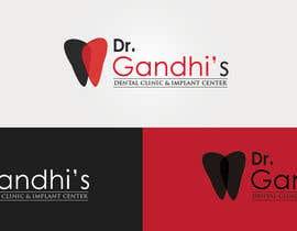 #17 cho Design a Logo for Dr. Gandhi Dental Clinic & Implant centre bởi pedram89