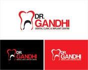 Bài tham dự #34 về Graphic Design cho cuộc thi Design a Logo for Dr. Gandhi Dental Clinic & Implant centre
