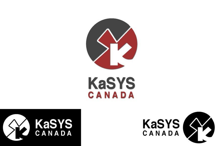 Konkurrenceindlæg #                                        126                                      for                                         Logo Design for KaSYS Canada