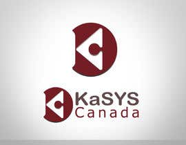 #102 cho Logo Design for KaSYS Canada bởi manish997