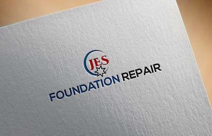 taufik420 tarafından Logo design for a residential and commercial foundation repair company için no 49