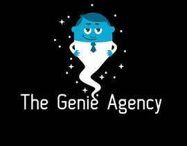 hoanghuy812 tarafından Logo Design for Genie Agency için no 2